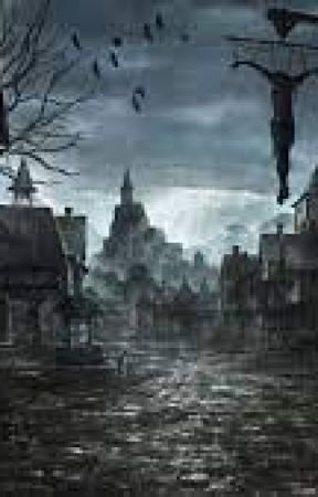 The Curse of a Paranormal Town by catherine162291
