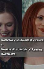 Marvel One Shots by WhippedForWanda