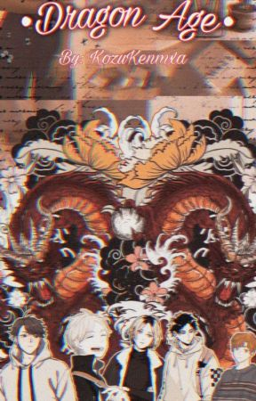 •Dragon Age• by KozuKenmxa