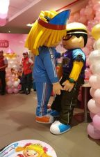 A Burger With A Side Of Fries Please! - Popo x Yum one-shot fanfic (Jollibee) by Quint_lover