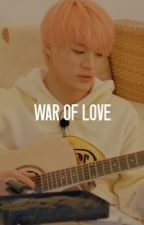 war of love ➴ jeno by simplydreamies