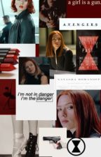 Marvel female character x female reader oneshots by TinyT_hp