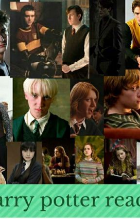 Harry Potter Characters React  by harrypottermarvel7