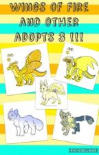 Wings of Fire and other adopts 3 !!! (With art!) by PPSIMY64