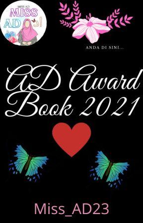 AD Award book 2021(Close) by Miss_AD23