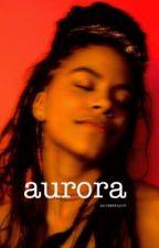 aurora | spencer reid  by G0LDENWEASLEY