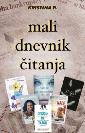 Mali dnevnik čitanja by missKristinaP