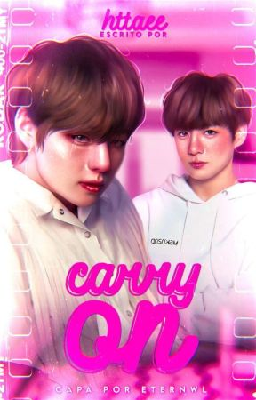 carry on; taekook by httaee