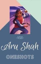 Aru Shah Oneshots by Vss28AruShahFangirl