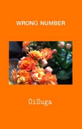 Wrong number, OiSuga (chatfic) by friday_lol