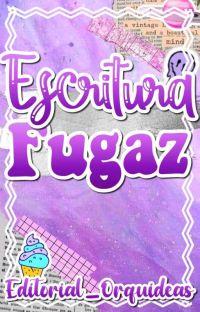 Escritura fugaz {EN CURSO} cover