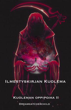 Ilmestyskirjan Kuolema by Dreamcatcherchild