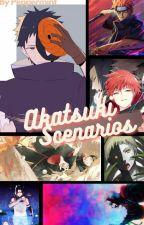 Akatsuki Boyfriend Scenarios by PeppermintAloe-Vera