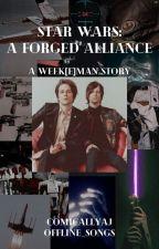 *TEASER* Star Wars: A Forged Alliance - Week[e]man by ComicallyAJ