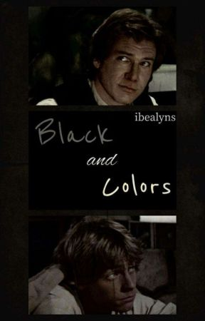 Black and Colors by ibealyns