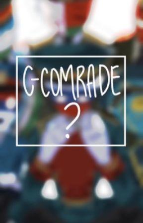 """C-Comrade?""|Countryhumans by Peep_owo"