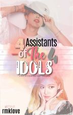 4 Assistants of The 4 Idols | Jirosé ft. Bangpink by rmklove
