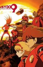 The first Cyborg Soldier (Cyborg 009: The Cyborg Soldier x Male Reader) 18+ by LegendaryMegaNerd