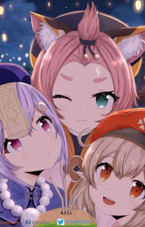 The Overpowered Loli Trio {Unedited} by A_Roach_In_Mah_Room