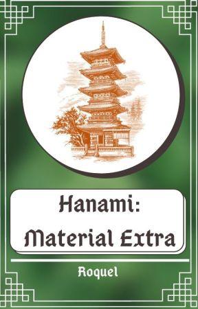 Hanami: Material Extra by roquelg
