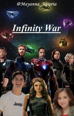 Infinity War by Mayanna_Vitoria