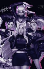 With My Luck? (KDA x MaleReader) by Depore202
