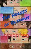גיבורי האולימפוס - ספר החוקים cover