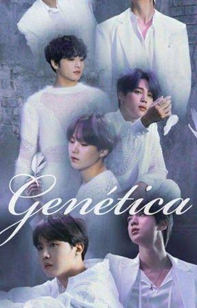 Genética BTS by SofyrRMY
