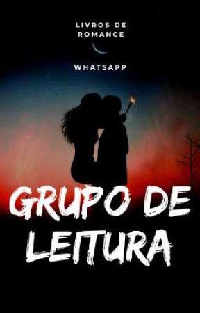 Grupo para troca de leitura - whatsapp by AnaBeaa003