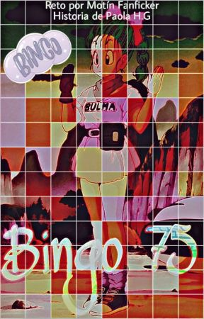 Bingo 75    Bingo AU Multifandom by PaolaGallegos1_