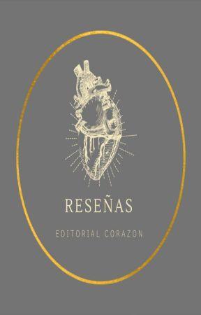 Reseñas by Editorial_Corazon