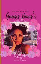 Big Time Rush and Genesis Davis by VlOgSqUaD4lIfE