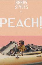 Peach // H.S. by stickychow