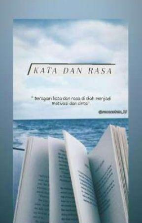 Kata dan Rasa by monacinta18