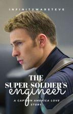 The Super-Soldier's Engineer | Steve Rogers x OC by infinitywarsteve