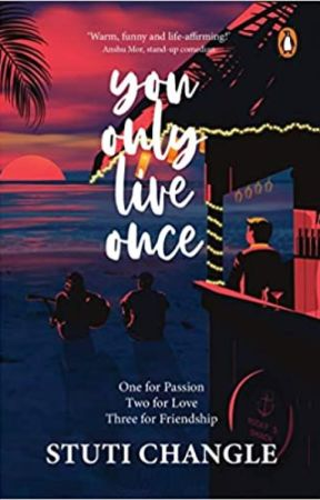 You Only Live Once by penguinindia
