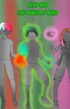 Deku and The Power of Aura by BrandonWilliamson691