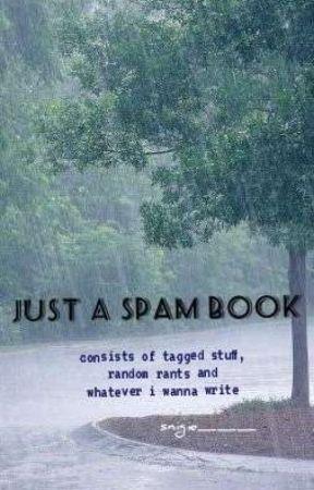 A Spam book 😆 by Snigie___
