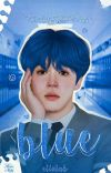 BLUE | ji • kook cover