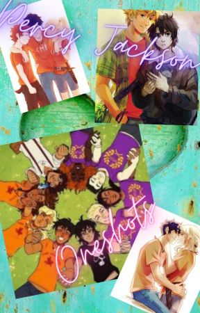 Percy Jackson Oneshots by Daughter-Of-Hades1