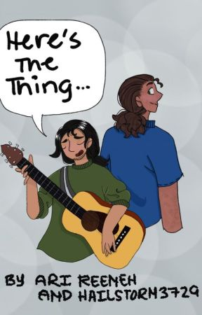 Here's the Thing ~ Lams by hailstorm3729