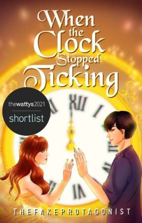 When the Clock Stopped Ticking by thefakeprotagonist