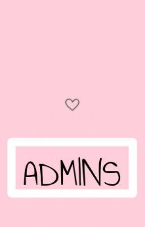 ADMINS(OPEN) by lockeduphearts-