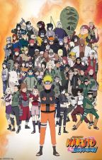 Naruto Shippuden X Male Reader by W0IfG4ng