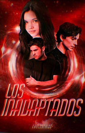 O1: LOS INADAPTADOS  ━━  MARVEL by thelostkids-