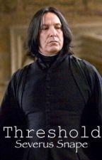 Severus Snape  Threshold by cptkat1x