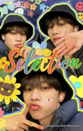 [✔] Selection, Kim Sunwoo by Lonjwinxx