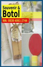 Souvenir Botol Vial 0838 4061 2744 (whatsApp) by toko484supplierhar