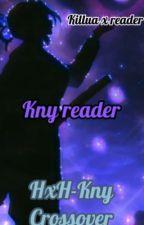 Killua x reader  Lovers forever till the very end   by Raythebookworm