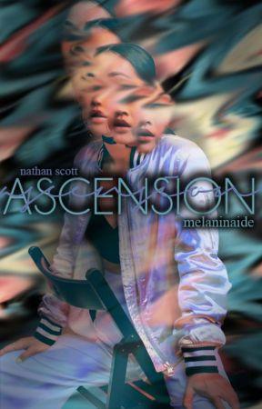 ASCENSION |NATHAN SCOTT| by Melaninaide